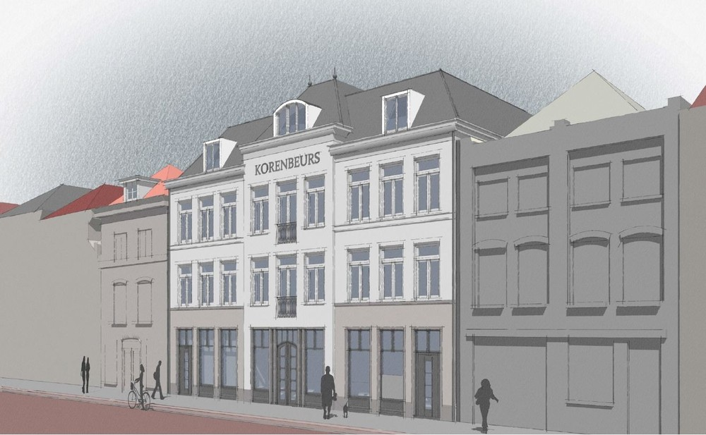 Project Orthenstraat Den Bosch